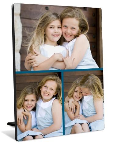 Rule of Three Tabletop Photo Panel