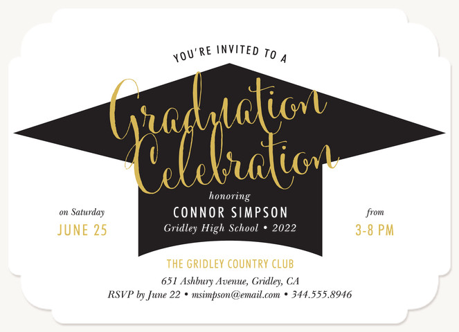 Honored Celebration Graduation