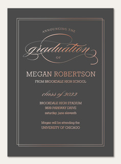 Contemporary Graduate