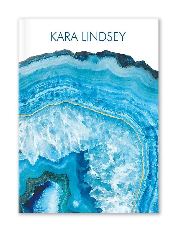 Vibrant Geode Custom Journals