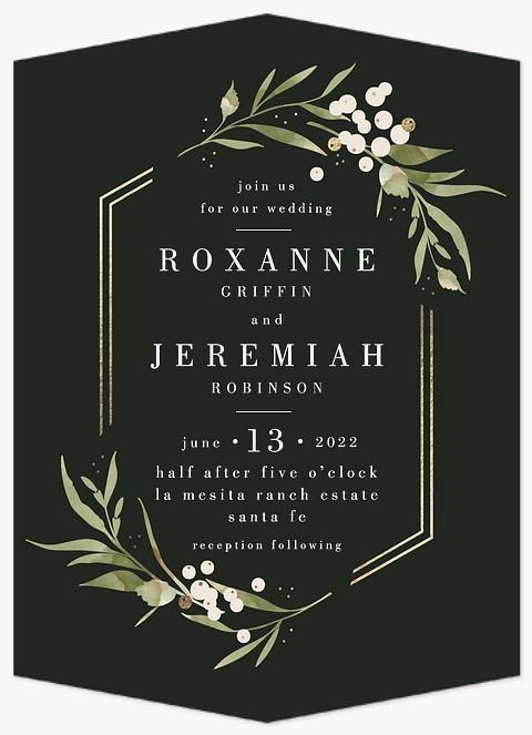 Sonoma Valley Wedding Invitations