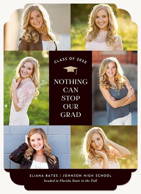 So Proud Graduation