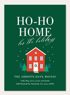 Ho-Ho-Home