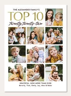 Top Ten Grid